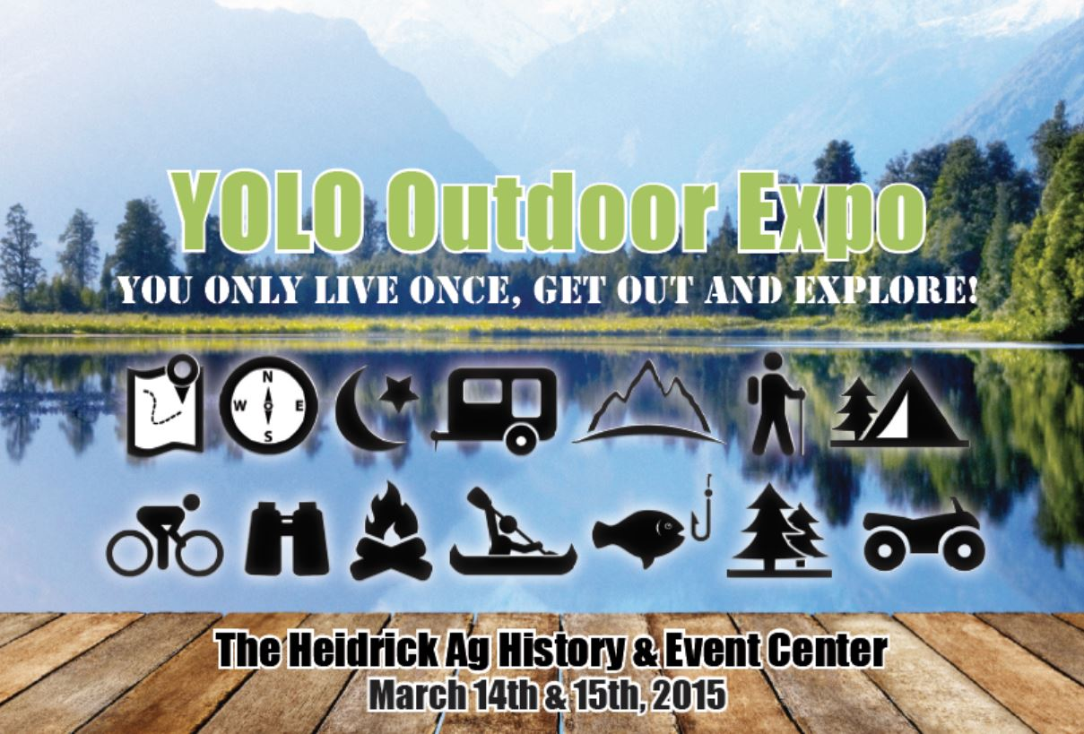 YOLO Outdoor Expo March 14-15